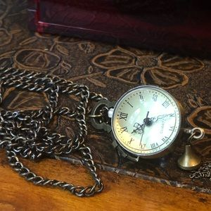 Steampunk Style Watch / Necklace